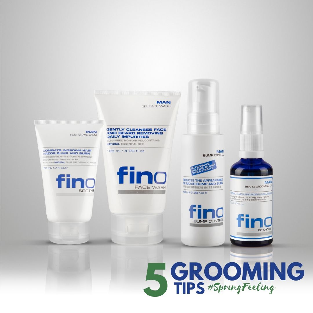 How to use FINO MAN Grooming Range for your skin this summer!