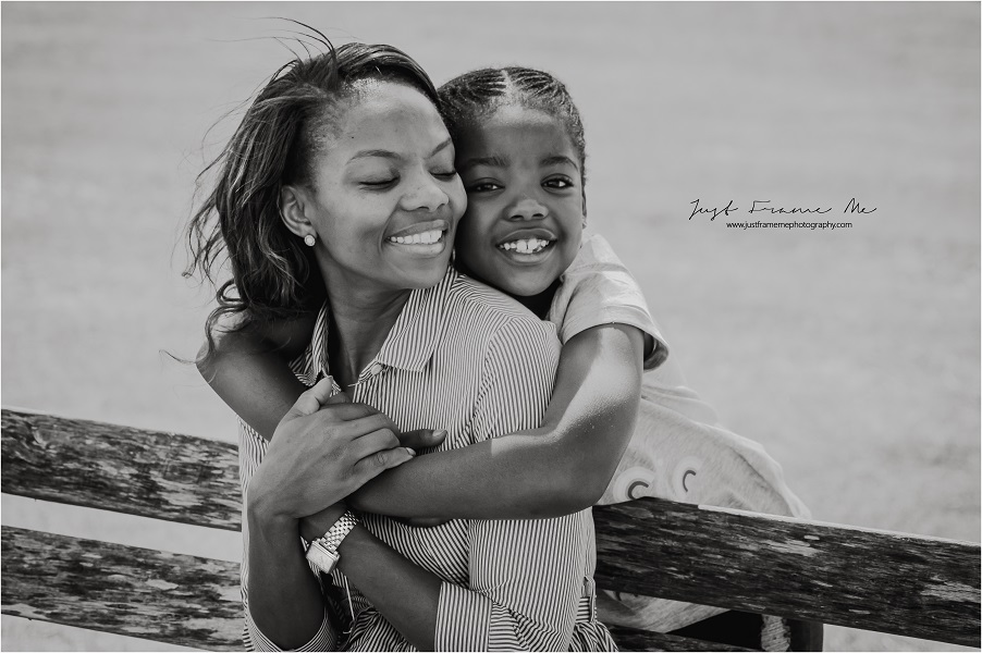 Meet Mom Yolanda & daughter Lethabo {A Mommy & Me Session}