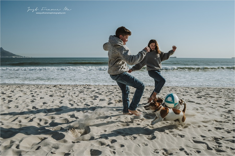 Meet Sally & the Family {A Family Session at the Beach}