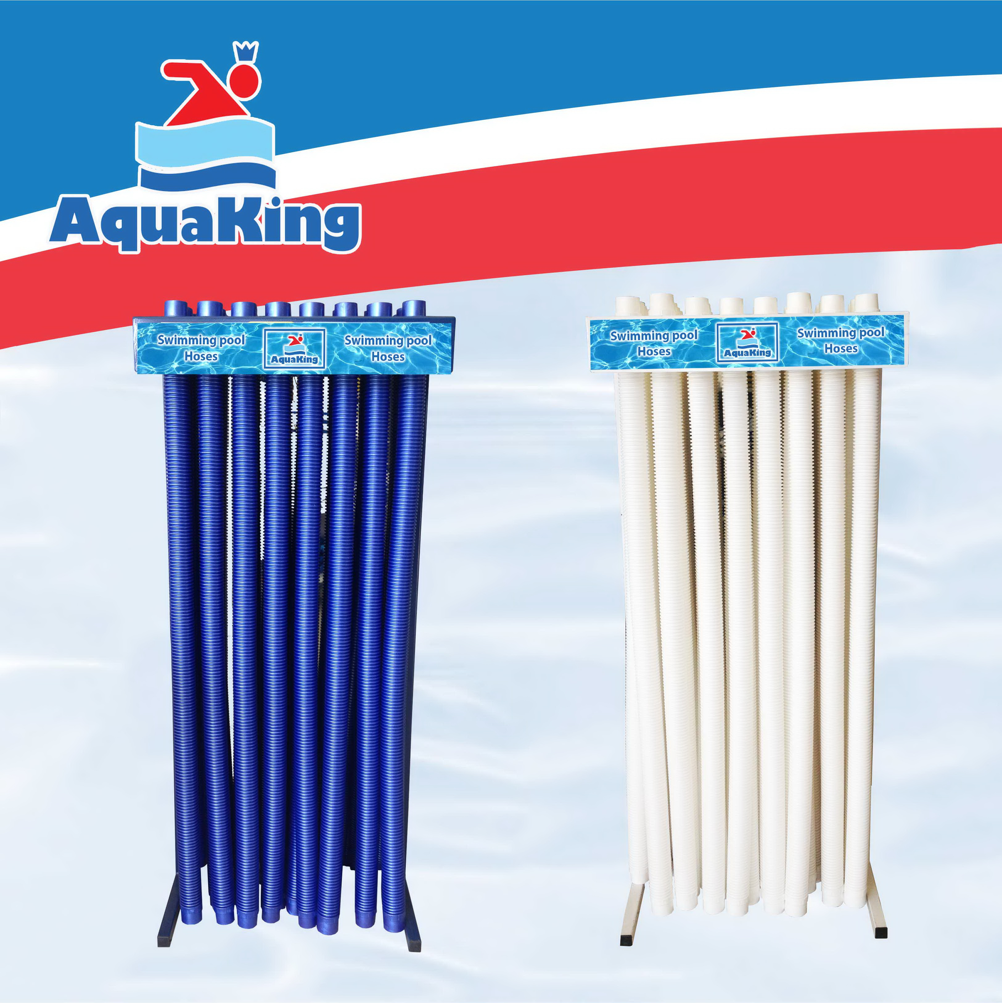 Hose - Aquaking (Blue)