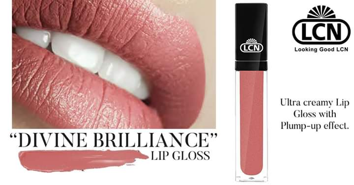 LCN Lip Gloss - Divine Brilliance
