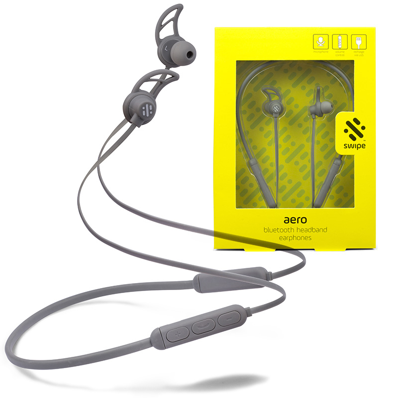 Aero Bluetooth Headband Earphones