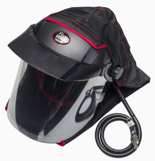 DeVilbiss Pro-Visor Air Fed Respiratory Protection