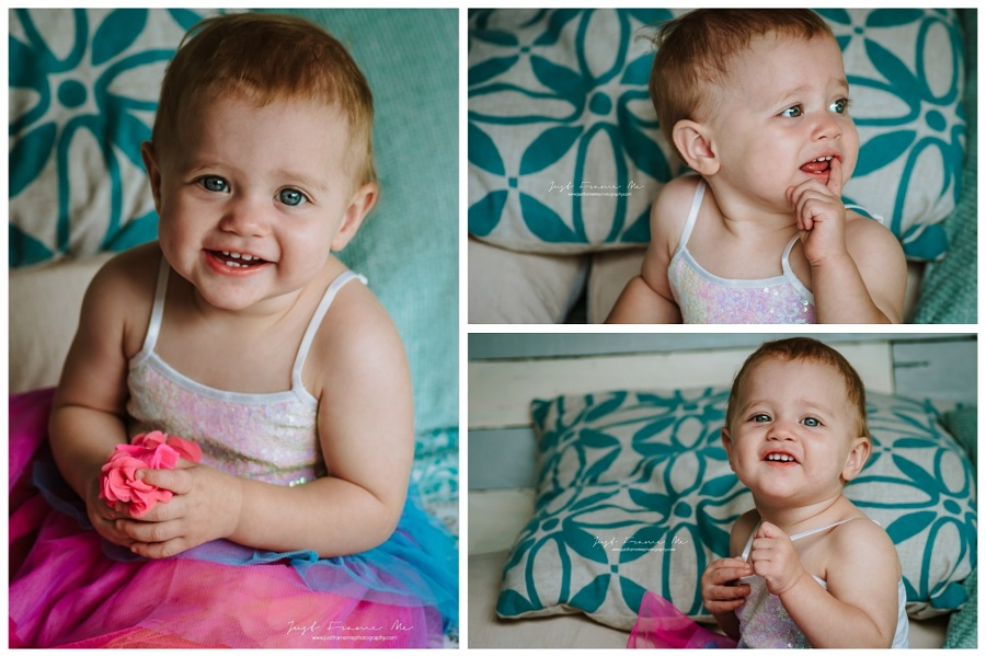 Meet the Eyre Family {A 1st Year Portrait & Cake Smash Session}