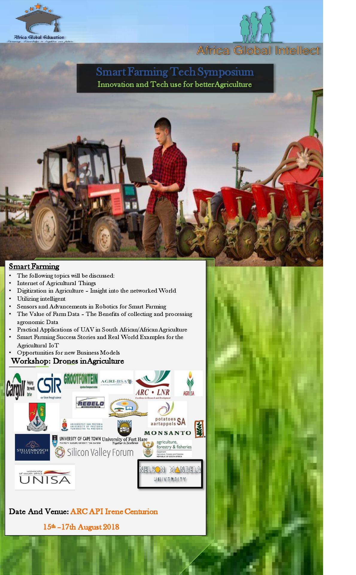 Smart Farming Tech Symposium