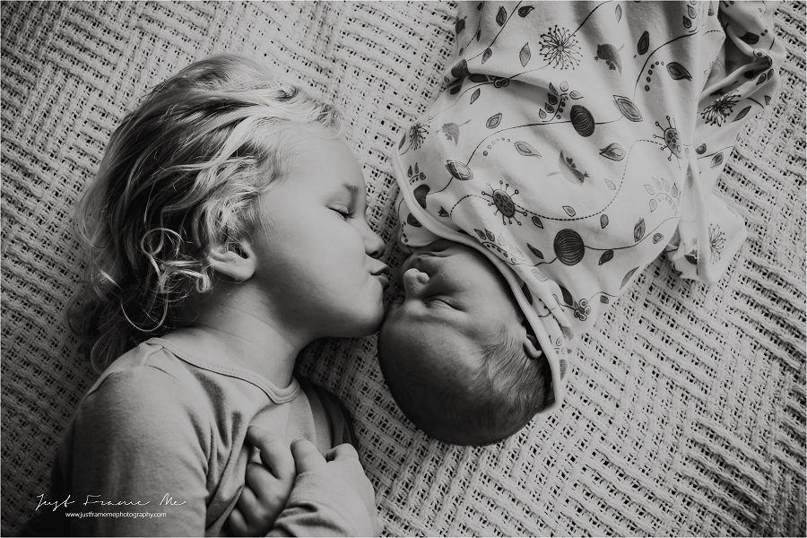 The Du Toit Family {A Newborn Lifestyle Session}
