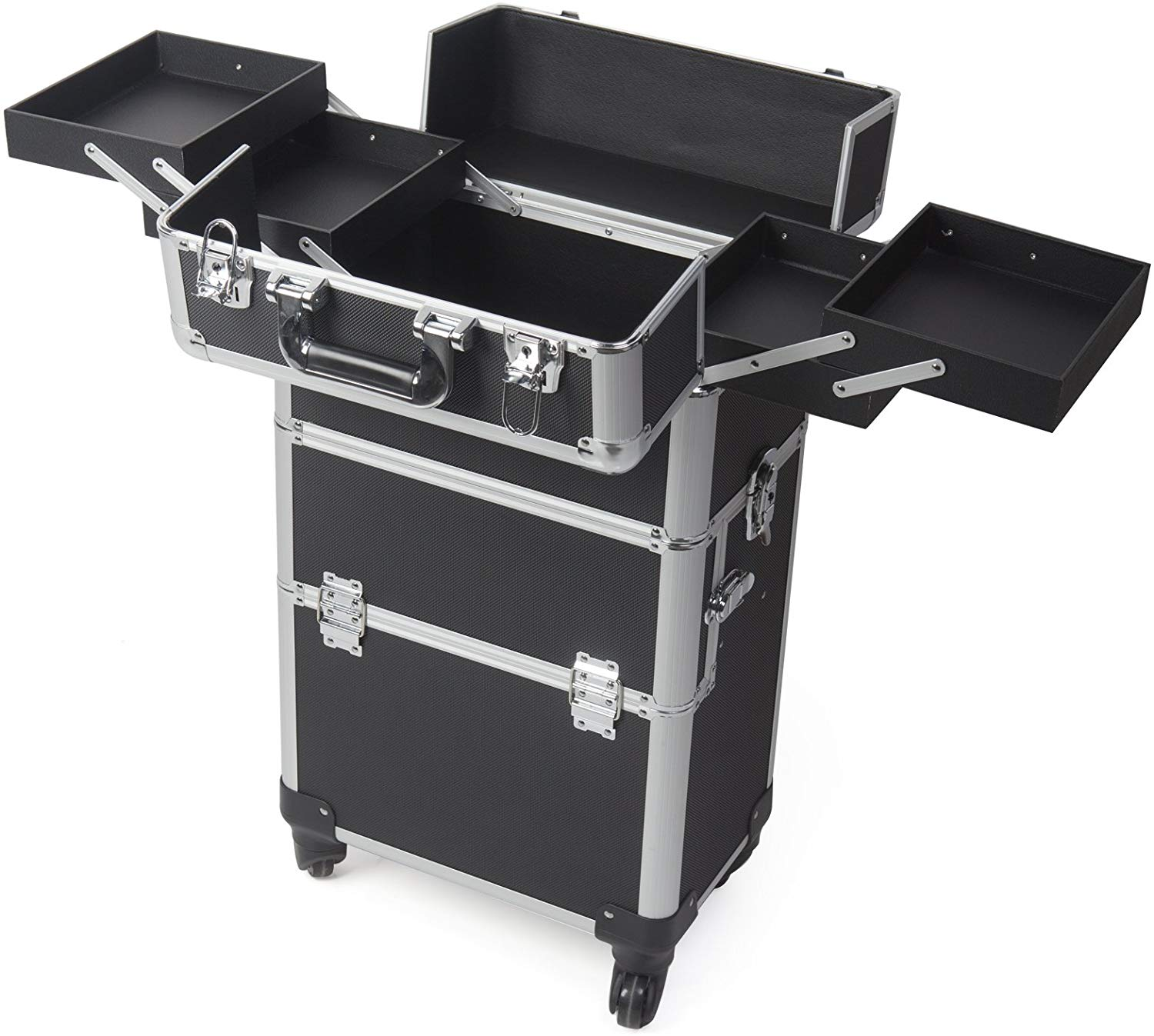Large Makeup Trolley Case