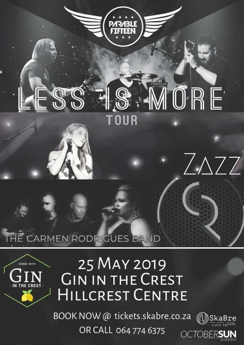 zazz, zaz, zazz music, country music, country girl, country tour, south african singer, artist, new artist, country singer,  female artist, south africa, music, south african band,  top music, top artist, hillcrest, less is more tour, gin, gin in the crest, upper highway