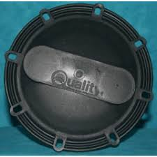 Filter Lid Superflo (8 Bolt)