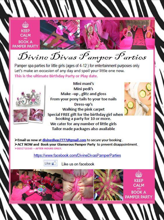 Should you do Pamper Spa Parties or take your little girl to the – Pamper Party Invites