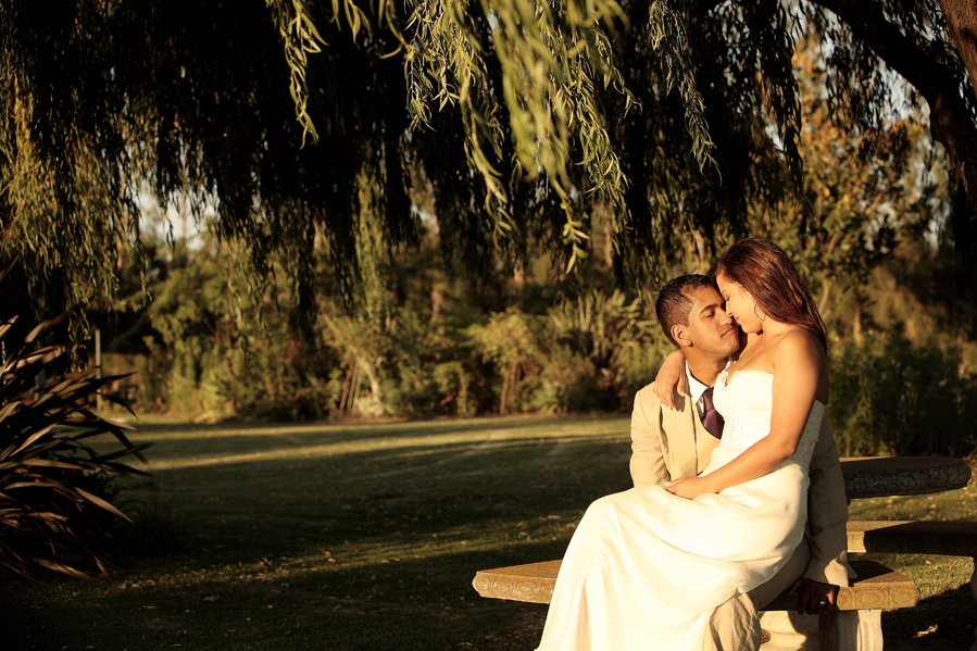 Earl and Simone's Paarl Picnic Wedding