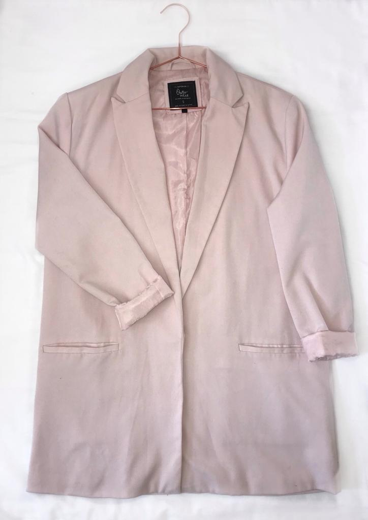 Cotton On Baby Pink Blazer