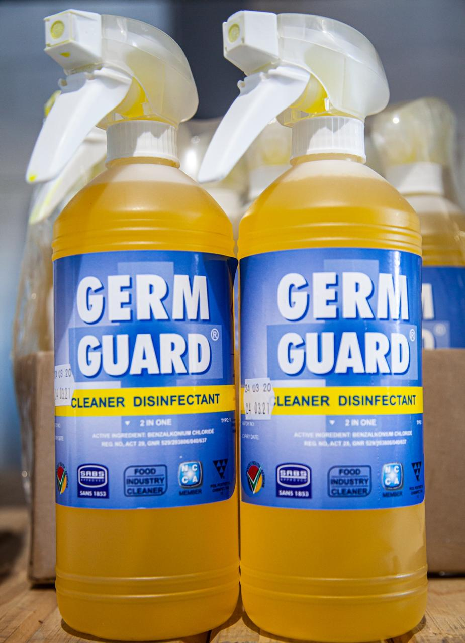 Germ Guard Disinfectant