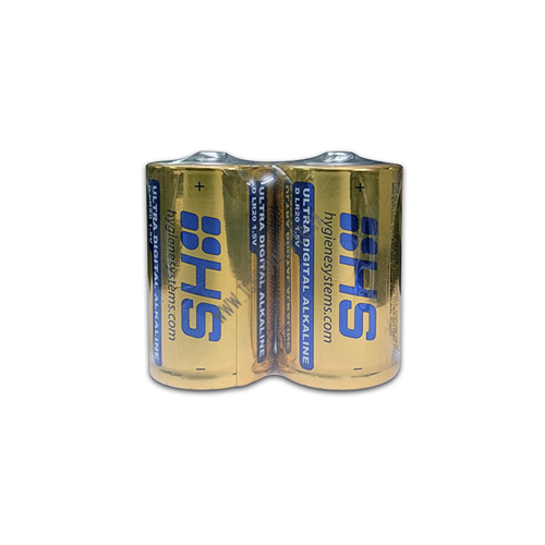 HS BATTERIES D-CELL 12 PACK, SR/54