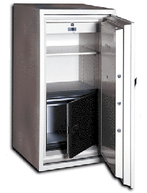 FIS Fireproof Media Safes