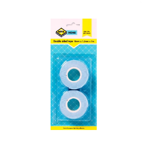 MTS HOME  DOUBLE SIDED TAPE 2 PIECE