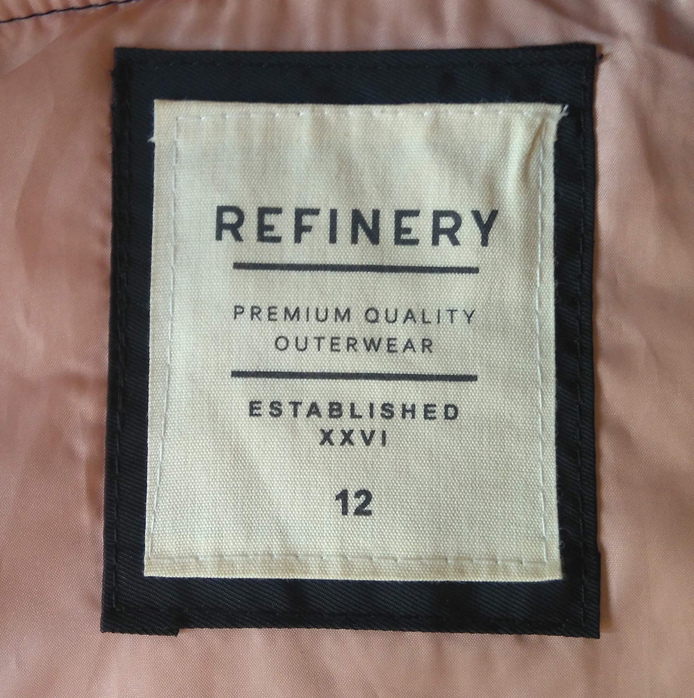 Refinery Bomber Jacket