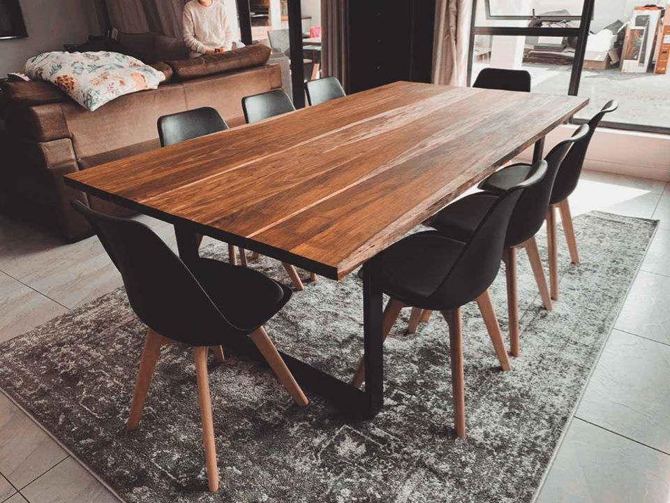 U - Shape Dining Table