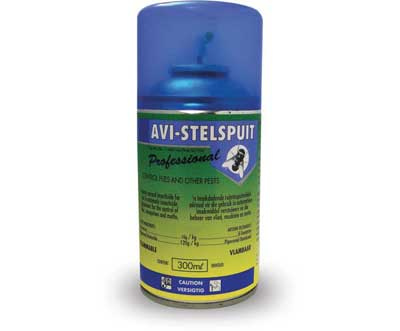 AVI Stelspruit Aerosol Spray