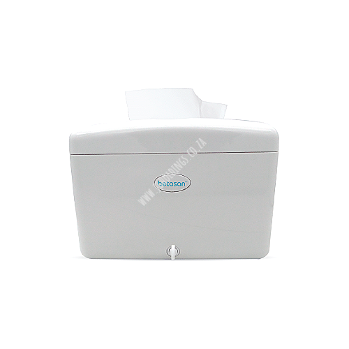 BETASAN COUNTERTOP COMPACT DISPOSABLE FOLDED PAPER DISPENSER