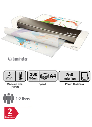 iLAM Home Office A3 Laminating
