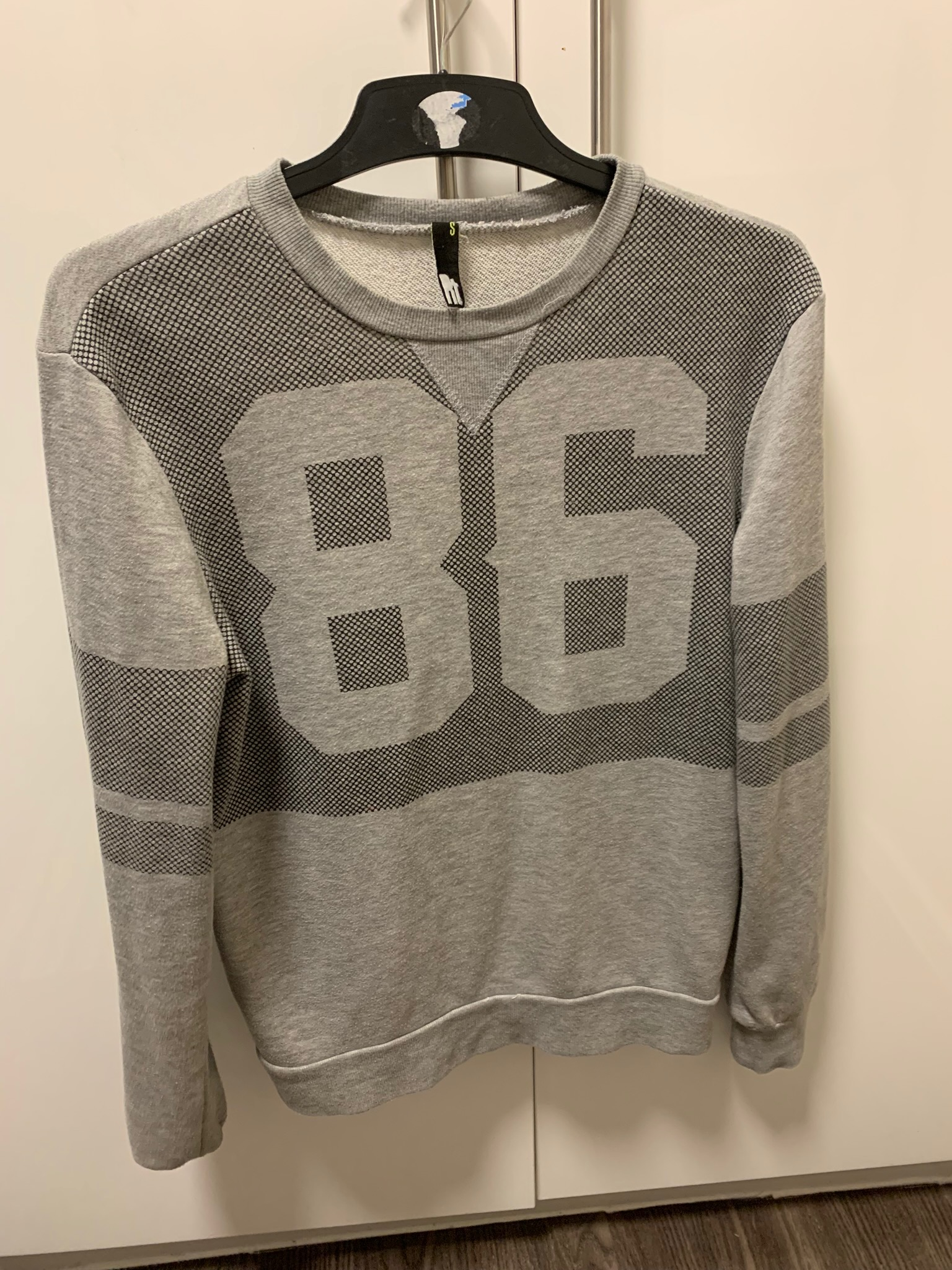 Grey RT Sweater
