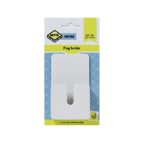 MTS HOME PLASTIC PLUG HOLDER