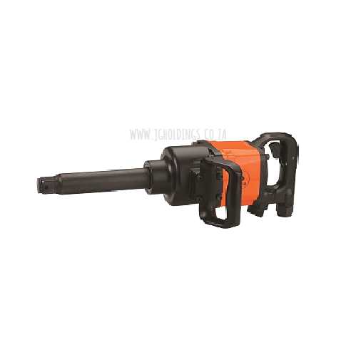 GROZ IMPACT WRENCH 1`` DRIVE 25 MM HEAVY DUTY