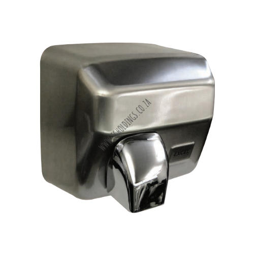 EXCEL STAINLESS STEEL HOT AIR HAND DRYER HD/04