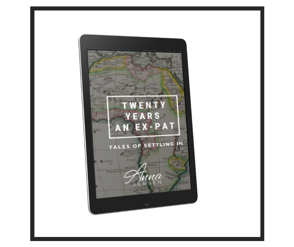 Twenty Years an Expat eBook