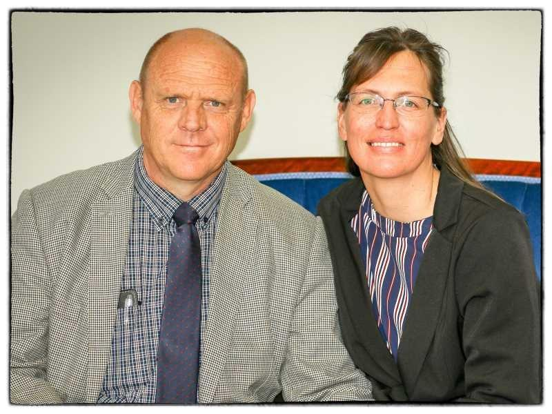 Pastoor Herman & Annemarie van Deventer