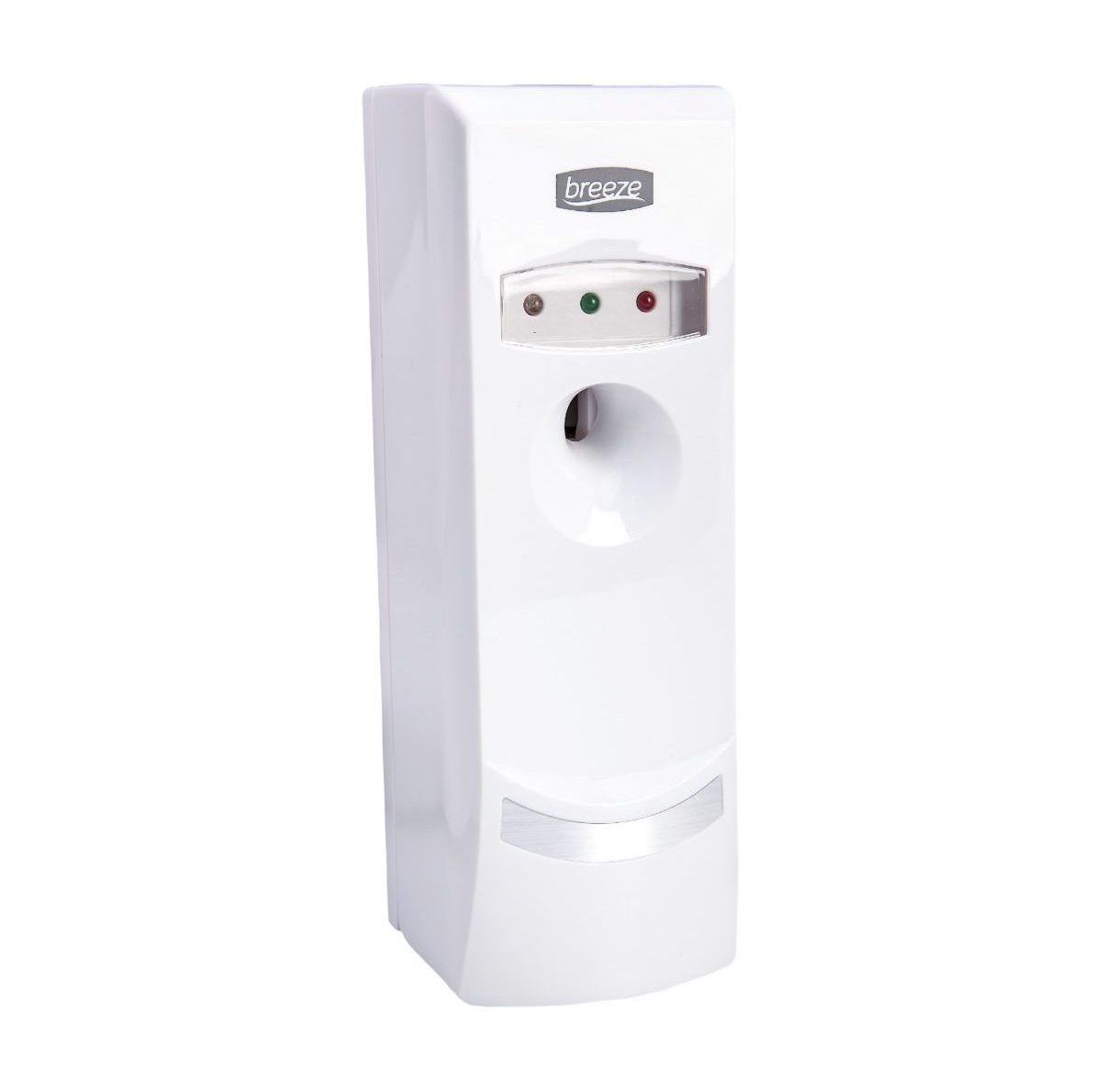 White Breeze Slim Air Freshener Dispenser