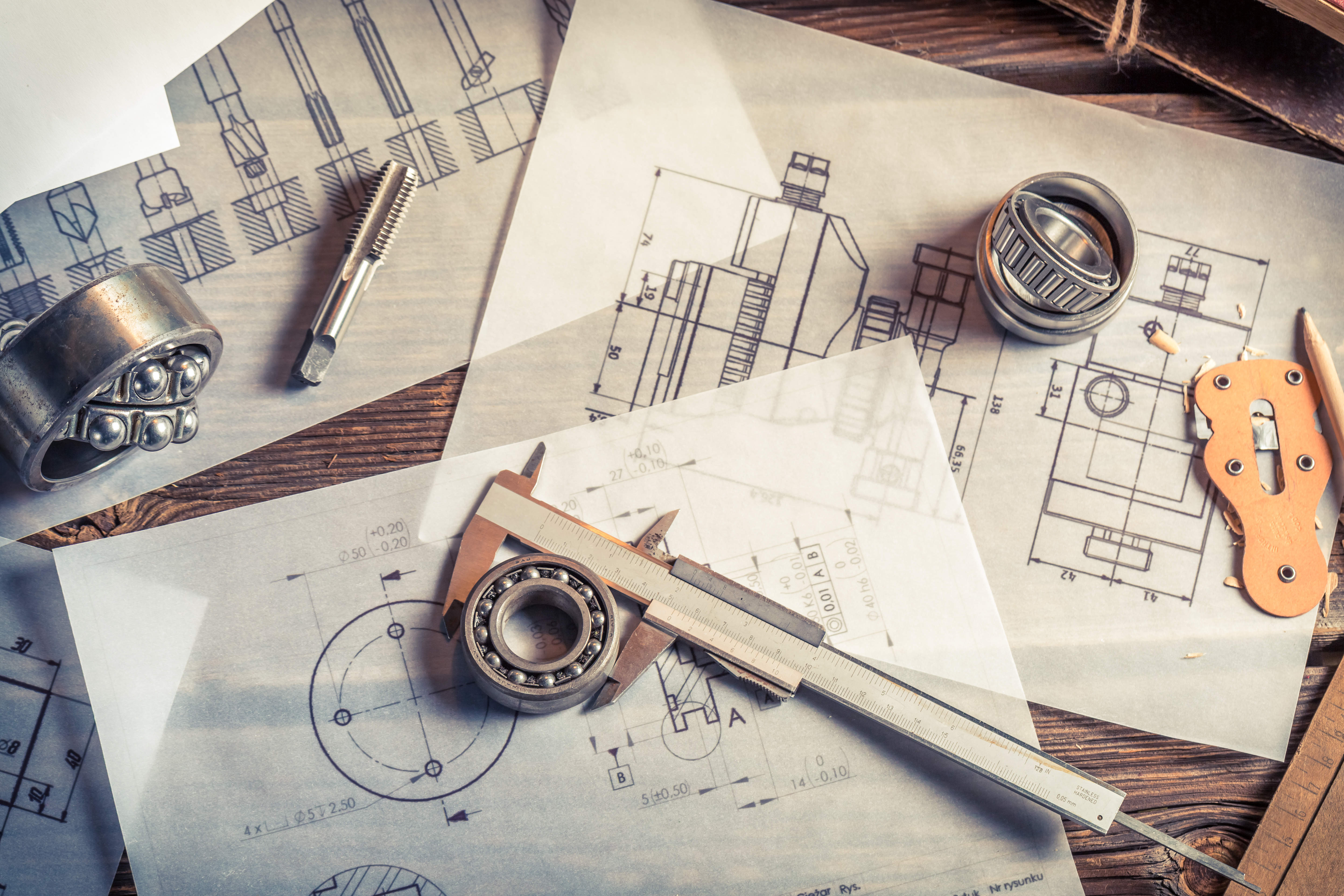 Specialised engineering design services