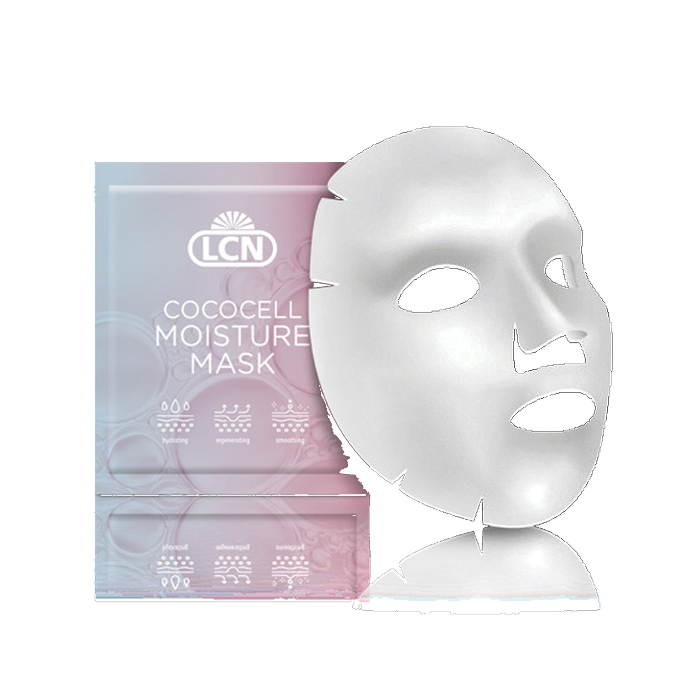 Even Glow Coco Cell Moisture Mask