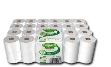Twinsaver 0188 2 ply Toilet paper