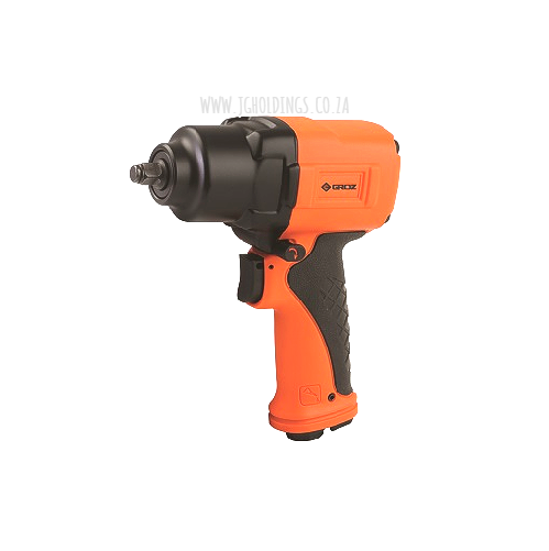 GROZ IMPACT WRENCH 1/2`` DRIVE 13MM HEAVY DUTY COMP