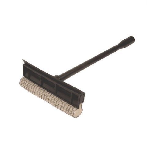 MOTOQUIP PLASTIC SQUEEGEE WITH LONG HANDLE