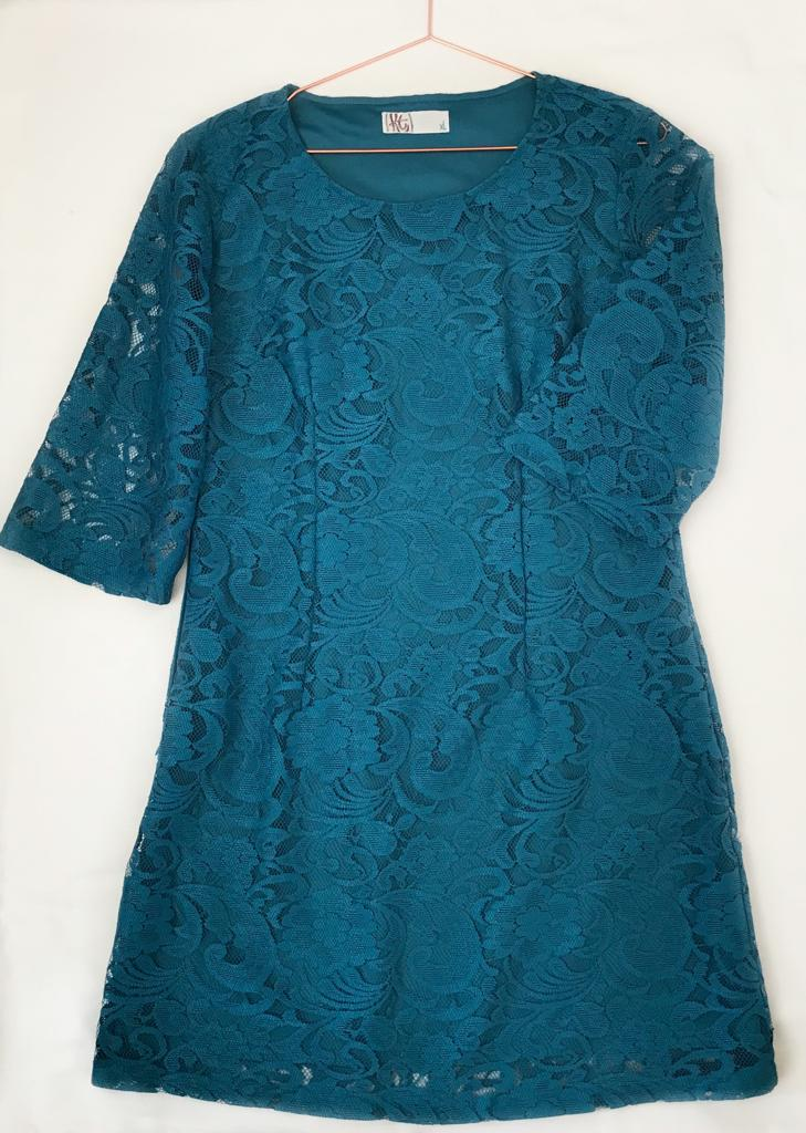 Mr Price Turquoise Midi Dress