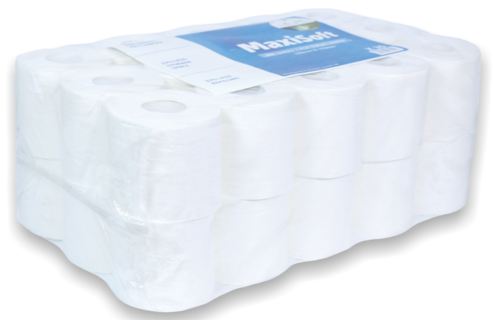 800 sheet 1 ply toilet paper