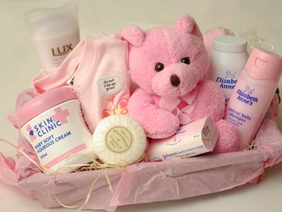 Baby Girl/Boy Hamper