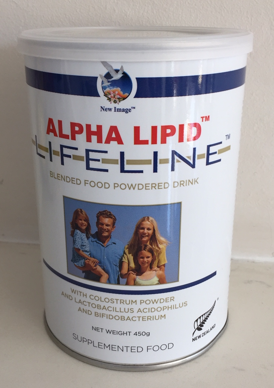 Alpha Lipid Line Colostrum Powder