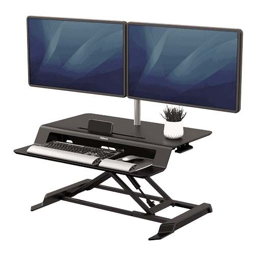 Lotus™ LT Sit-Stand Workstation