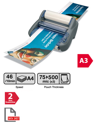 Ultima 35 Roll Laminating Machine