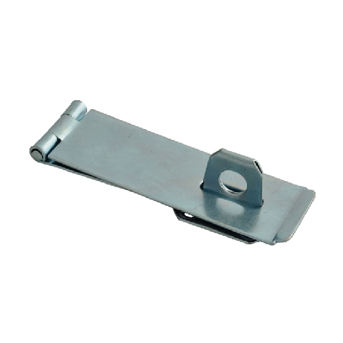 MTS LIGHT DUTY GALVANIZED HASP AND STAPLE
