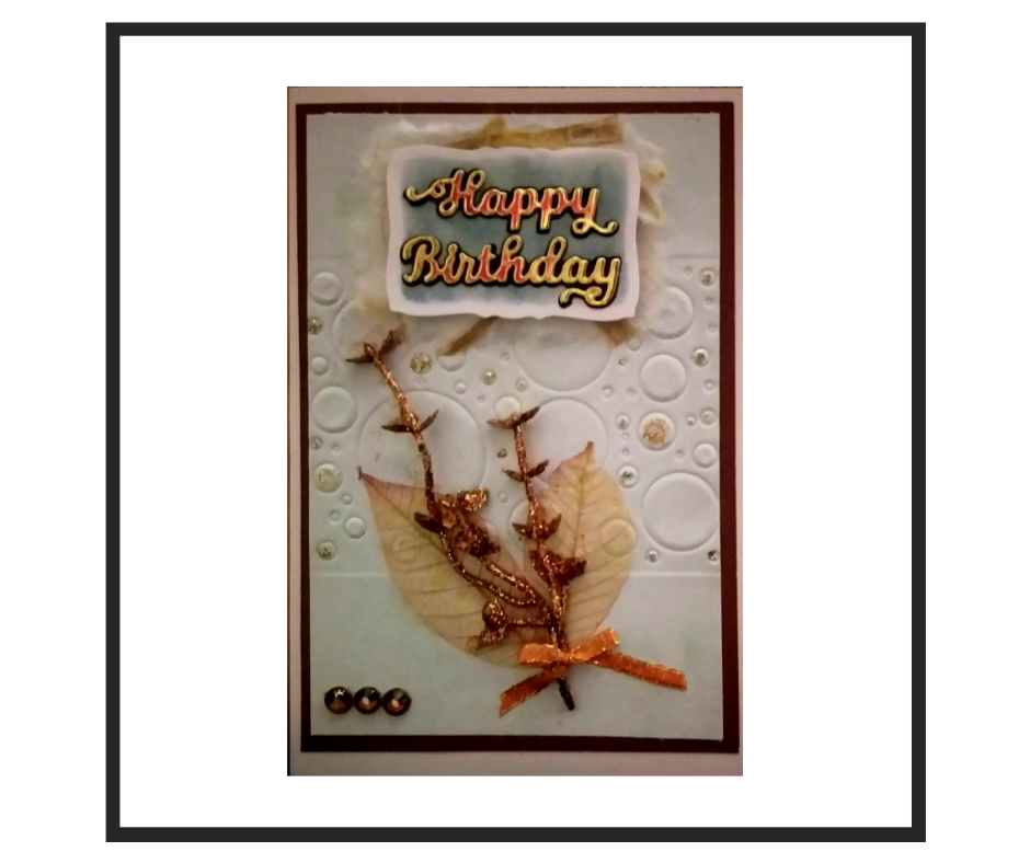 Box of 5 Handcrafted Birthday Cards for Men