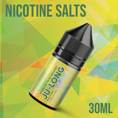 Ju-Long Iced Up MTL (Nic Salts) *SPECIAL