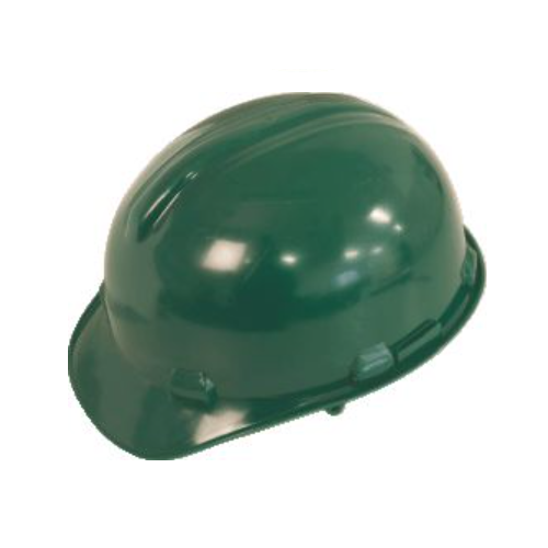 MATSAFE GREEN HARD HAT / SAFETY HELMET