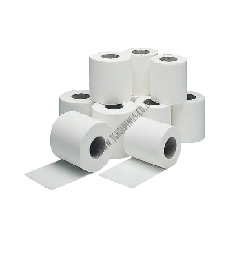 2 PLY TOILET PAPER PP/25, 48  X 350 SHEETS