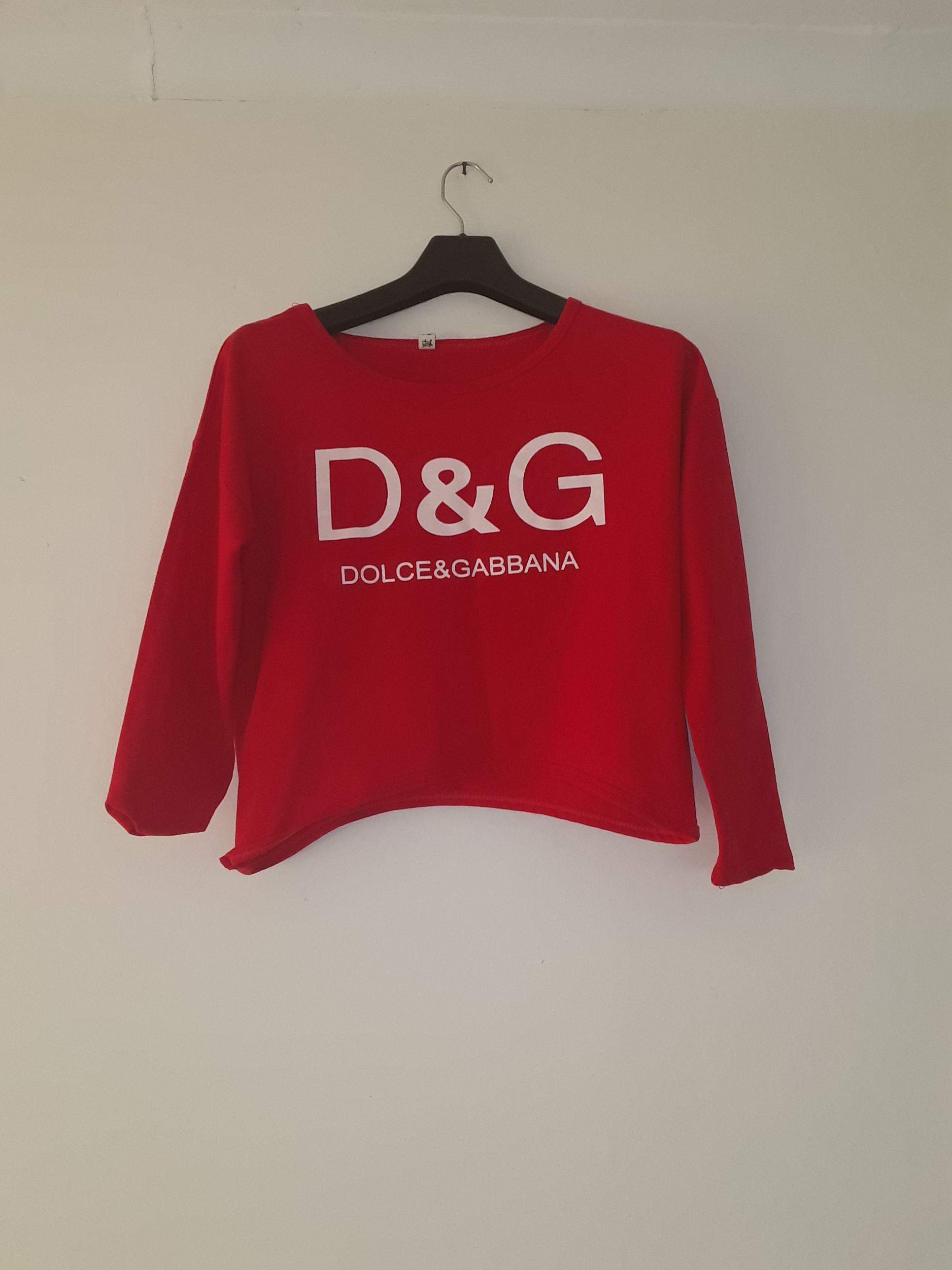 Dolce & Gabanna Red Top