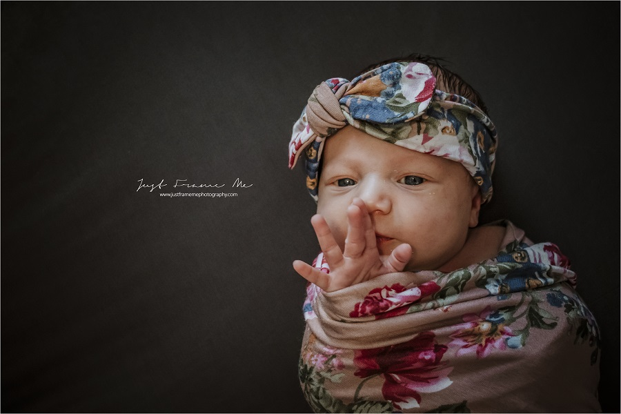 Meet Katrien {A Newborn Lifestyle Session}